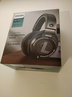 View Details Philips SHP9500 Stereo Over-ear Headphones Black New (Opened Box) • 42.00£