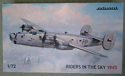 Eduard 1/72 Riders In The Sky 1945 - Liberator GR.MKVI/VIII • 69.99£