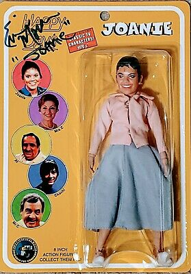 $129.99 • Buy Erin Moran Signed Joanie Cunningham 8  Action Figure Happy Days!  Rare! Coa