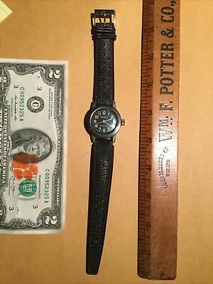 $ CDN39.20 • Buy Vintage CHALET DIVERS MANUAL WIND DATE Dial Watch Not Running For Repair / Parts