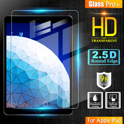 AU10.75 • Buy For Apple IPad Air 2 3 IPad 5th 6th 7th 8th Gen Tempered Glass Screen Protector