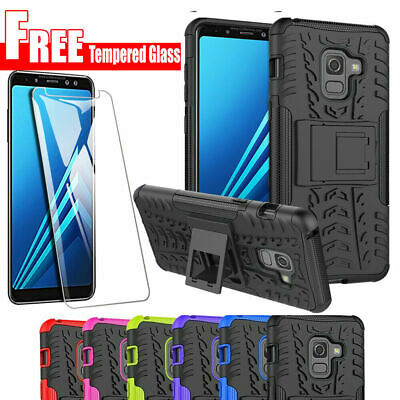 AU9.99 • Buy For Samsung Galaxy J2 J5 J7 Pro A8 J8 2018 Shockproof Heavy Duty Case Cover