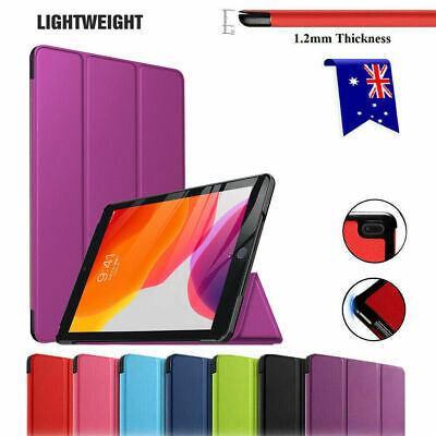 AU13.95 • Buy For Apple IPad 8th 7th 6th 5th Gen Air 4 3 Pro Flip Leather Smart Case Cover