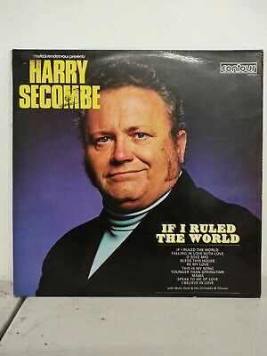 Harry Secombe LP If I Ruled The World • 0.99£