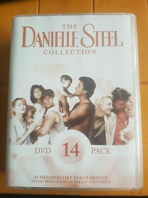 The Danielle Steel Collection...14 Dvd Set. Watched Once Excellent Condition • 7.99£