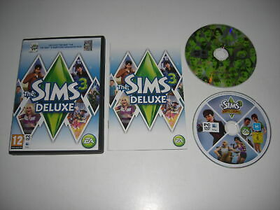 £12.99 • Buy THE SIMS 3 Deluxe Inc. AMBITIONS Add-On Expansion Pack Pc DVD Rom / MAC SIMS3
