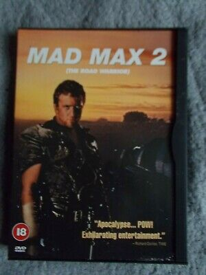 Mad Max 2 -the Road Warrior - Mel Gibson • 1.50£