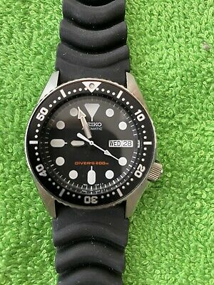 $ CDN412.37 • Buy Slightly Used Seiko Automatic Diver's 38mm SKX013 Watch With Box And Papers.