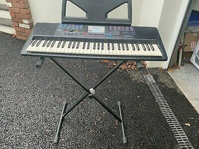 Yamaha PSR-220 Keyboard With Stand • 0.99£