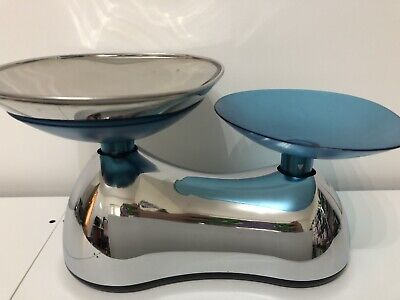 Equilibrium Kitchen Scales & Metric Pebble Weights Designed By Sebastian Conran • 15£