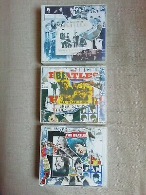 Beatles Anthology 1, 2, 3 (CD Box Set) Good As New • 17.80£