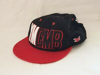 Childs Baseball Cap Ymcmb Black & Red Age 4-8 Year  • 4.99£