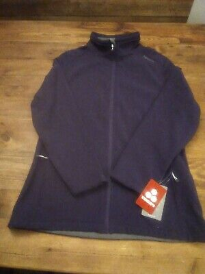 Tog24 Force Soft Shell Ladies Size 18 NWT VGC Purple Jacket Base Layer • 9.99£