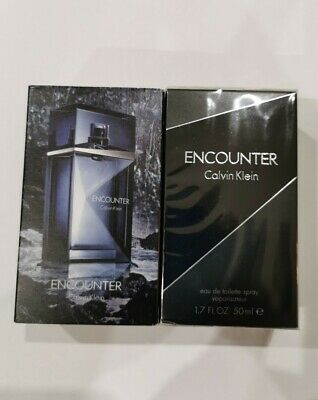 £39.99 • Buy CALVIN KLEIN CK ENCOUNTER EDT 50ML - New & Sealed