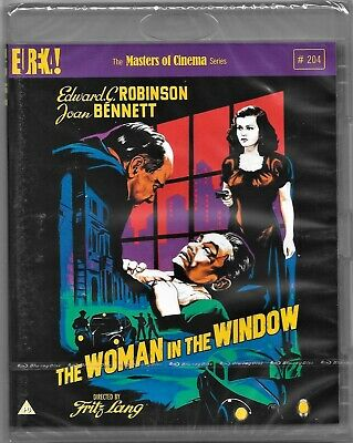 AU42 • Buy The Woman In The Window Blu-ray Region B Includes Registered Post