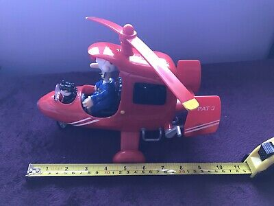Postman Pat Helicopter W/sounds • 3.80£