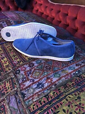 Mens Shoes Size 7 By Fred Perry Sued ..sold As No Return • 6.99£