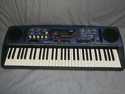 Yamaha DJX Synthesizer Sampler Keyboard PSR-D1 90s CLUB MUSIC MAKER • 79£