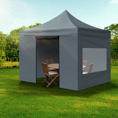 AU142.50 • Buy Mountview Gazebo Tent 3x3 Outdoor Marquee Gazebos Camping Canopy Mesh Side Wall