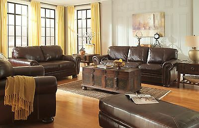 $1650 • Buy Ashley Furniture Banner Sofa And Loveseat