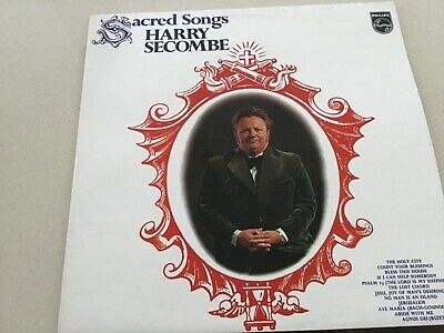 Harry Secombe - Sacred Songs LP SBBL 647 • 0.99£
