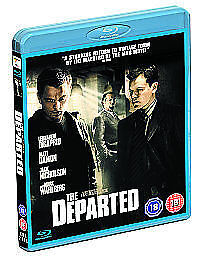 The Departed (Blu-ray, 2007) • 0.50£