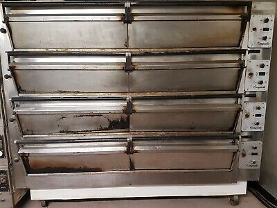 Tom Chandley Commercial Deck Oven • 1,500£