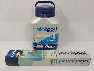 Dulux Paint Pod Tub And Roller System Used  • 29.99£