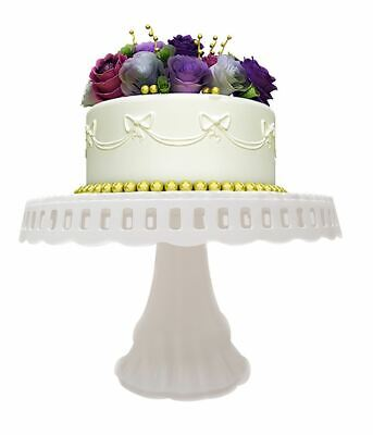 Cake Stand Plastic Cake Stand Wedding Functions Cake Set Cupcakes Dessert Plate • 8.99£