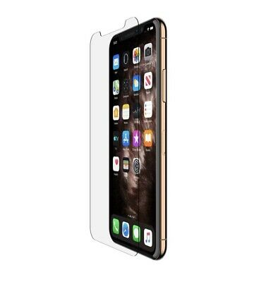 AU17.38 • Buy Belkin ScreenForce Tempered Glass Screen Protector For IPhone 11 Pro, XS, X NEW™