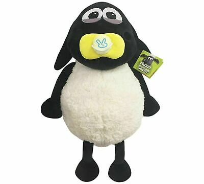 New Shaun The Sheep Timmy Time Soft Plush Toy Large 42cm Best Xmas Gift • 19.99£
