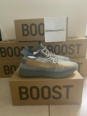 $ CDN350.33 • Buy Adidas Yeezy Boost 350 V2 Israfil Men Size 9 10.5 11 Brand New In Hand Deadstock