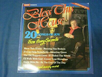 Record Album Harry Secombe Bless This House 4446 • 3.89£