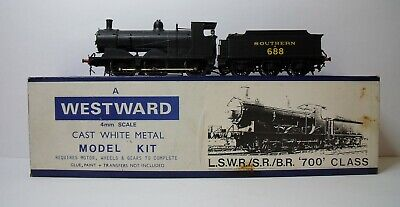 WESTWARD KIT BUILT 00 Gauge SOUTHERN 700 CLASS Professionally Built • 124.95£