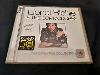 Lionel Richie - Definitive Collection (2009) • 0.25£