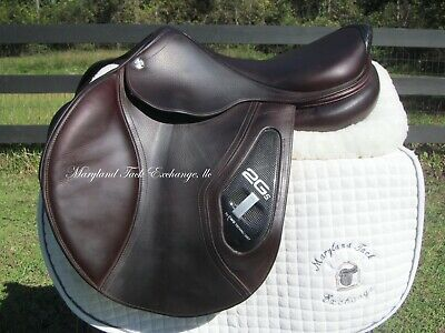 $ CDN5557.74 • Buy 17  CWD SE25 2GS Close Contact Jumping Saddle 2C Flaps-MEDIUM -MINT CONDITION!!!