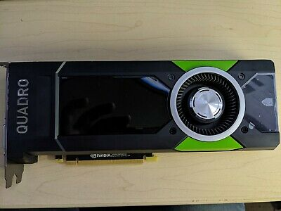 $ CDN1649.99 • Buy NVIDIA Quadro P5000 GDDR5 Graphics Card - Used, Excellent Condition