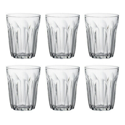 £10.90 • Buy Duralex Set Of 6 Provence Tumblers, 25cl Traditional French Glass Drinkware