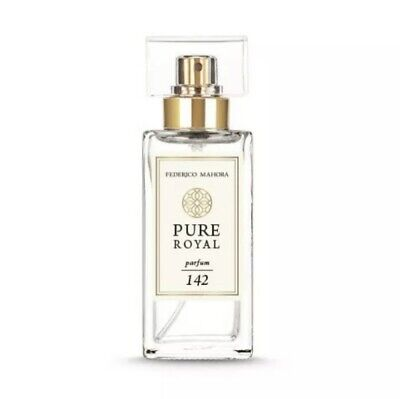 New And Sealed FM142 Perfume, 50ml • 19.99£