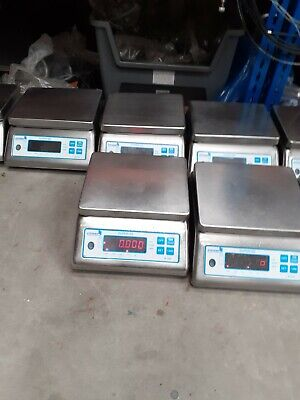 S S Digital Commercial  Scales Ideal .food Stall Butchers  E.t.c. • 35£