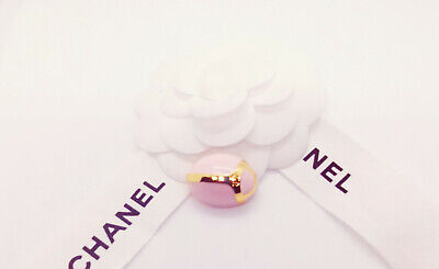 Genuine Chanel Stamped  Button Vogue Essential  Perfect Xmas  Gift • 4.99£