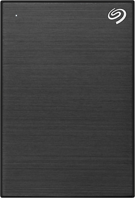 AU209 • Buy Seagate 5TB One Touch Portable HDD - Black - AU