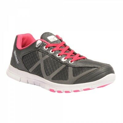 Regatta Womens Hyper Trail Low Lightweight Gym Trainers Shoes. Size 3 RRP £60 • 14.99£