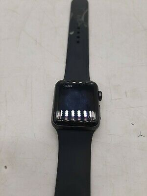 $ CDN13.03 • Buy Scratched, Caseless Apple Watch Series 3 38mm