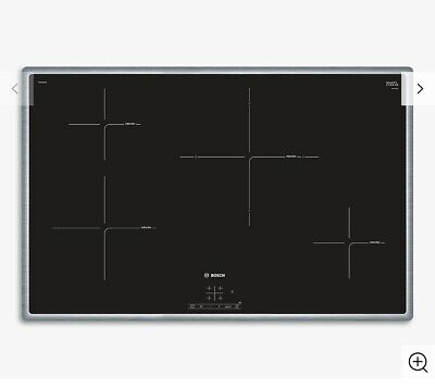 John Lewis Bosch 80cm Induction Hob PIE845BB1E Brand New In Box • 450£
