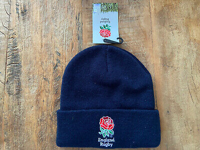 £12 • Buy RFU England Rugby Official Beanie Hat