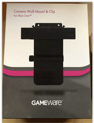 £10 • Buy Xbox One   Kinect   Camera Wall Mount And Clip New Sealed