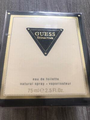 Guess Seductive Eau De Toilette Edt 75ml Perfume Spray Rrp £35 New • 19.99£
