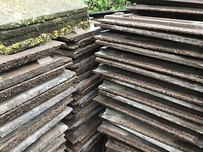 Redland Brown Stonewold Mark 2  Roof Tiles • 1£