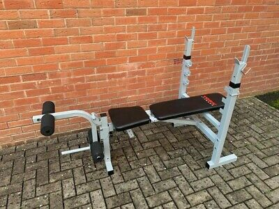 YORK Fitness Weight Bench In Excellent Condition • 100£